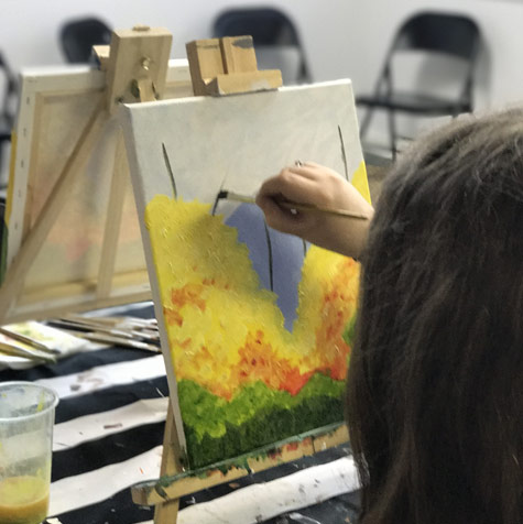 Oil Painting Classes